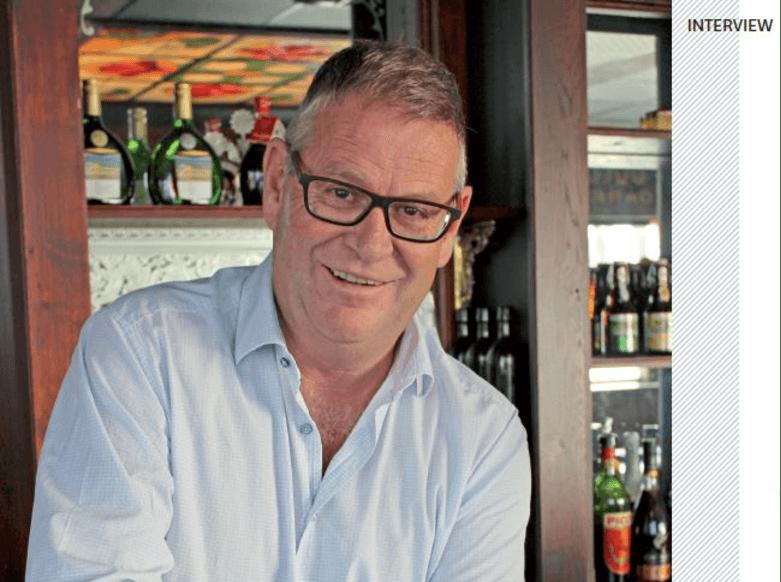Siem Klapwijk, directeur en eigenaar van S&H Tyres