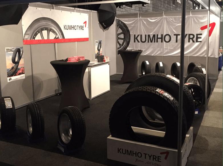 S&H Tyres op Autoprof